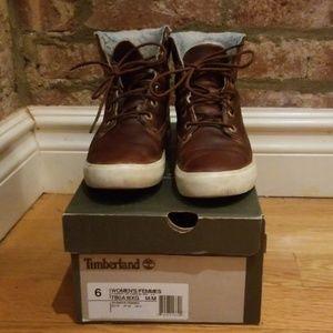 """Timberland Flannery 6"""" Fleece Panel Boot"""